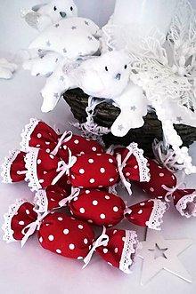 Dekorácie - Vianočné salonky.. - 8660449_