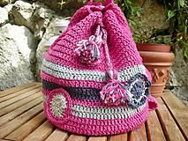 Detské tašky - Detský ruksačik - 8663642_