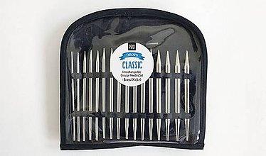 Pomôcky/Nástroje - DROPS Pro Classic set kruhových ihlíc - 8660687_