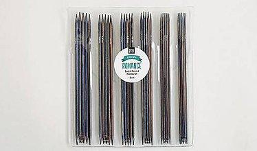 Pomôcky/Nástroje - DROPS Pro Romance set ponožkových ihlíc - 8660796_