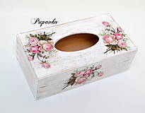 - Box na vreckovky - 8660603_