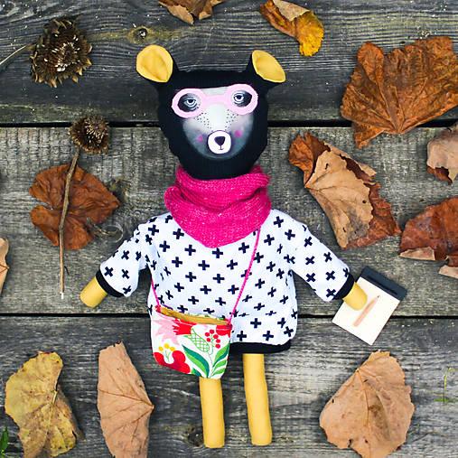 Hračky - bábika. spisovateľka Krížiková. - 8666172_