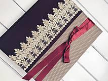 Papiernictvo - Svadobný fotoabum Akcia z 36 eur - 8665059_