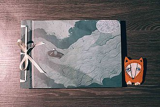 Papiernictvo - Fotoalbum klasický, polyetylénový potlačený obal ,,Moreplavec,, - 8664678_