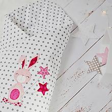Textil - Zavinovačka bodkovaná - 8666815_