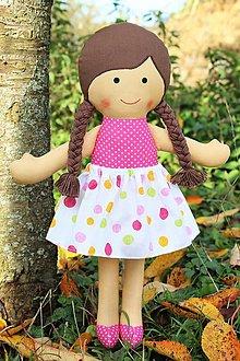 Hračky - bábika Julka - 8666394_