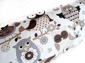 Úžitkový textil - _MeGa HAJA & SoVKy z Francúzska a MiNiBodka... 200x35 cm - 8671056_
