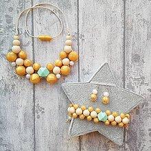 Sady šperkov - Set luxusných silikónových šperkov \