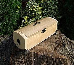Krabičky - Truhlica - 8669983_