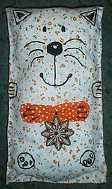 Hračky - cica s hviezdičkou - 8669421_