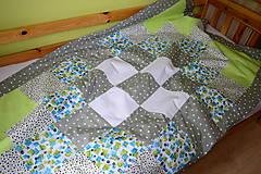 Úžitkový textil - Prehoz na posteľ - 8670683_