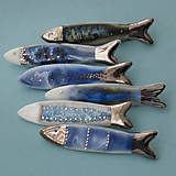 Odznaky/Brošne - Severské rybičky. - 8669757_