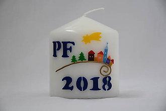 Svietidlá a sviečky - PF 2018 - 8675844_