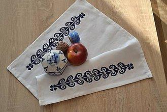 Úžitkový textil - Modráčik - 8673716_