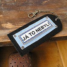 Iné - ceduľka na karabíne Ženích - 8676444_