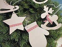 Dekorácie - Vianočné odzdoby - 8674685_