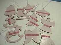 Dekorácie - Vianočné odzdoby - 8674696_