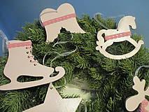 Dekorácie - Vianočné odzdoby - 8674697_