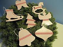 Dekorácie - Vianočné odzdoby - 8674706_