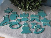 Dekorácie - Vianočné ozdoby - 8674724_