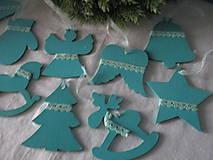 Dekorácie - Vianočné ozdoby - 8674725_