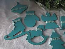 Dekorácie - Vianočné ozdoby - 8674726_