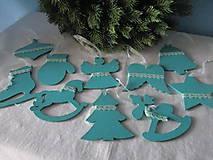 Dekorácie - Vianočné ozdoby - 8674735_