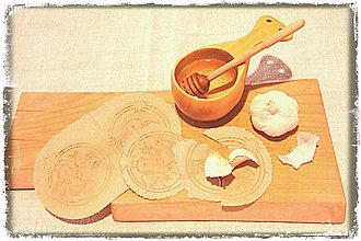 Potraviny - Vianočné oplátky RAŽné celozrnné - 8673771_