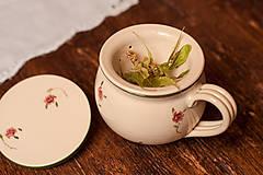 Hrnček na čaj so sitkom
