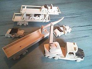 Hračky - Kamión Tatra - kompletná zostava - 8674302_