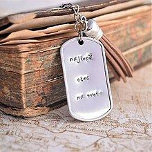 Doplnky - Kľúčenka najlepší otec na svete - 8676694_