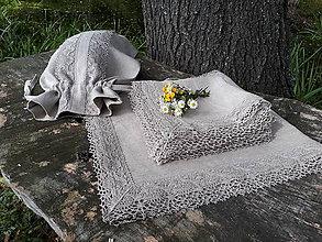 Úžitkový textil - Darčeková sada Linen Ecstasy I - 8677092_