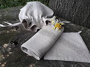 Úžitkový textil - Darčeková sada Linen Ecstasy II - 8677133_