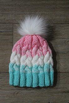 Detské čiapky - Čiapka \