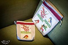 Úžitkový textil - Vrecká na bylinky No.17 - 8681036_