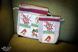 Úžitkový textil - Vrecká na bylinky No.17 - 8681039_