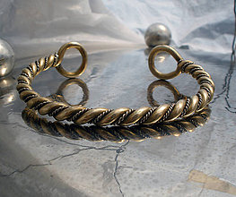 Šperky - nekonečný náramok - 8681080_