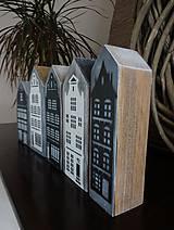 Dekorácie - Vintage domčeky - 8682034_