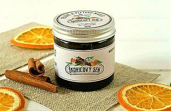 Drogéria - Pleťové a telové maslo Škoricový sen (60 ml) - 8682332_