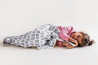 Textil - Minky deka / paplónik \