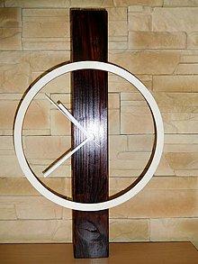 Hodiny - nástenné/stojace hodiny Solid Wood - 8680077_