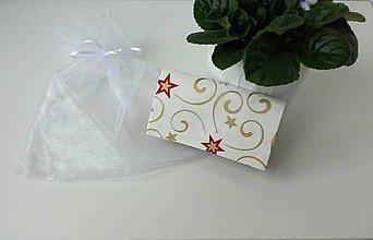 Peňaženky - Peňaženka (Vianočná) - 8680065_