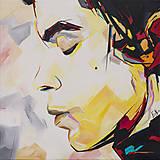 - Obraz Prince, 50 x 50 cm, akryl na plátne - 8682176_
