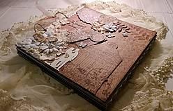 Papiernictvo - Svadobný album na želanie pre Martinku - 8680324_