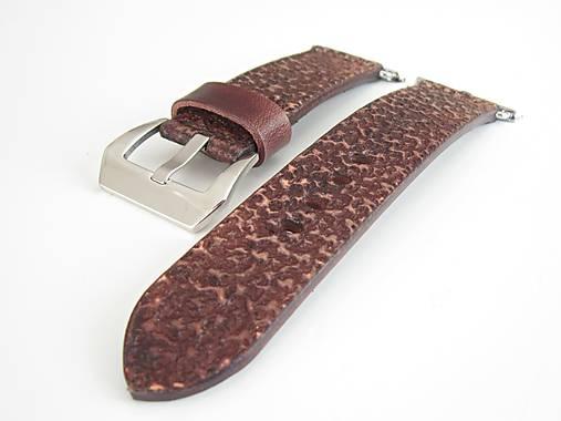 c67a55e9a Kožený remienok pre apple hodinky vintahe hnedá / leon - SAShE.sk ...
