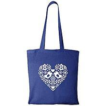 Nákupné tašky - Plátená Ekologická nákupná taška 013 - 8680558_