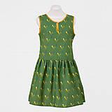 Šaty - Vtáčikové šaty - sýkorka - 8680100_
