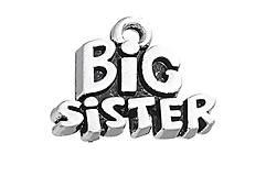 - Prívesok BIG SISTER - 8681134_