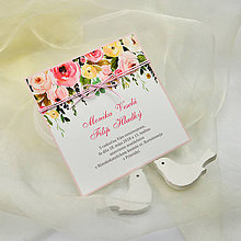 Papiernictvo - Svadobné oznámenie - 8678972_