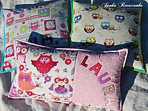 Úžitkový textil - s menom - 8682228_